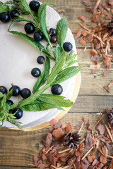 a wedding cake/свадебный торт