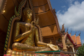 wat tham-sua temple,thailand