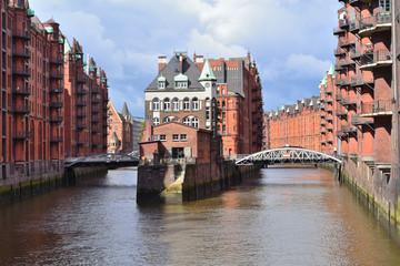 Hamburg Old Town