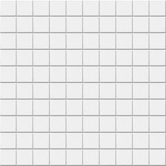 White ceramic tile background. Vector tiles texture