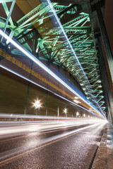 Tyne Bridge Lights