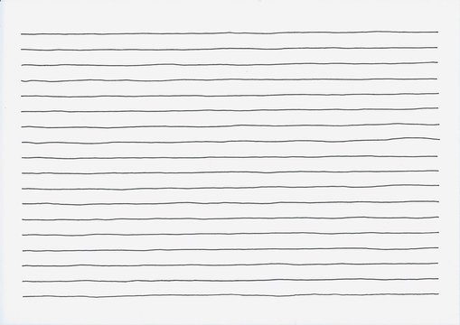 zarte Linien querformat