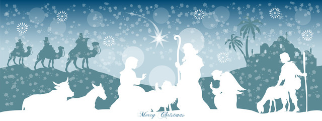 Christmas Header Background