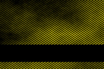Illustration of a yellow smoky background with diagonal stripes