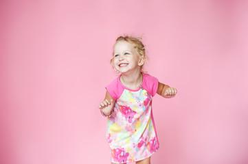 funny child girl