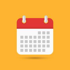 Calendar icon - Vector