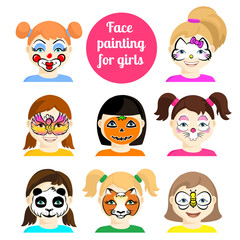 Face painting 9