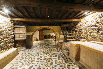 old winery in Spain