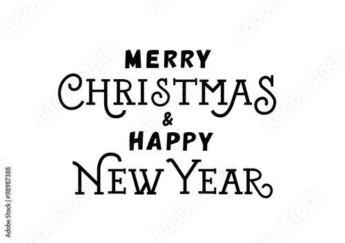 Happy New Year 2017 Lettering Stock Image And Royalty Free Vector Files On Fotolia