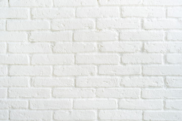 vintage brick background texture,white color wallpaper.