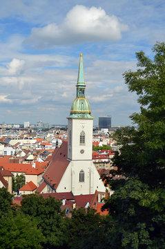 St Martins Cathedral, Bratislava