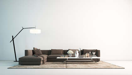 Living Room in modern style