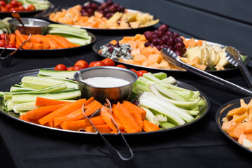Healthy Vegetable party platter
