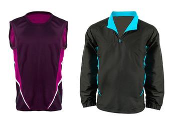 sportswear isolated