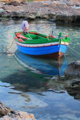 Vecchia barca da pesca