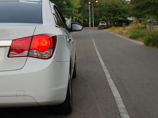 Car back lights
