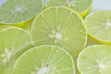 lemon and seed