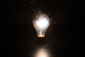 Breaking Bulb
