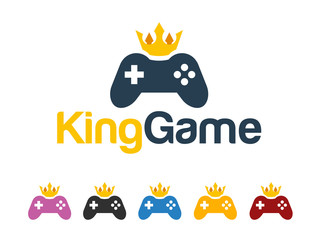 King Game Logo