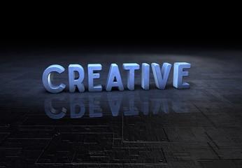 Creative, 3D