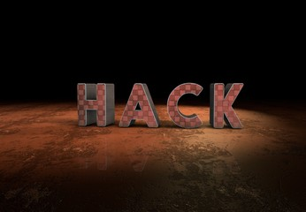 Hack, Internet, Background
