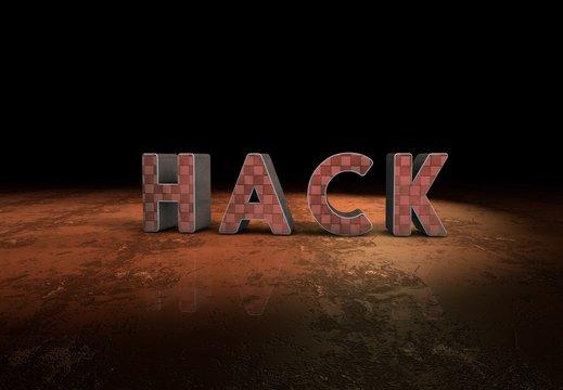 Hack, Internet, Background