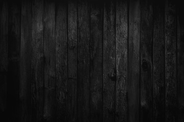 Wood Dark background texture. Blank for design Wall mural