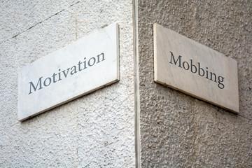 Schild 109 - Motivation