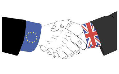 The friendship between Europe Union and United Kingdom