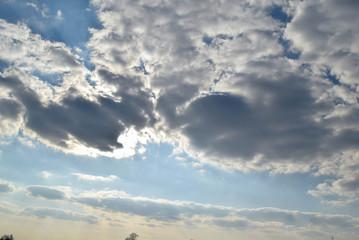 Obraz niebo - fototapety do salonu