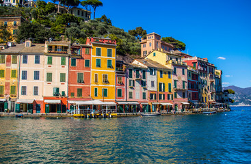 Portofino, Genoa, Italy, Europe