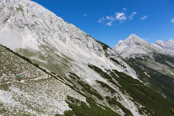 Mountainbike Stempeljoch