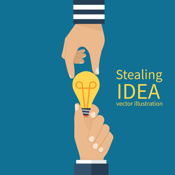 Concept of stealing ideas