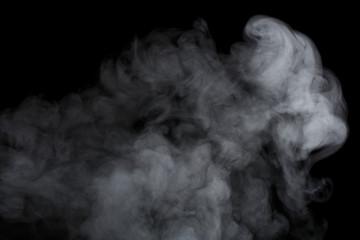 White water vapor