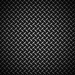 Diamond plate background.Vector illustration