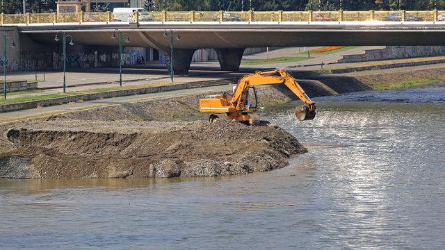 River Digger