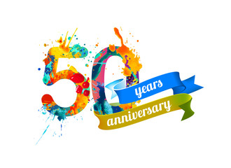 50 (fifty) years anniversary