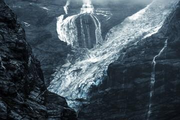 Wall Mural - Bodalsbreen Glacier in Norway
