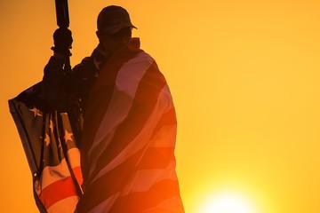 True Patriot Soldier
