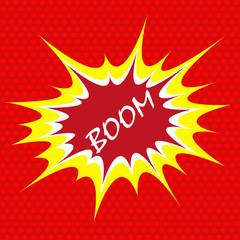 boom vector
