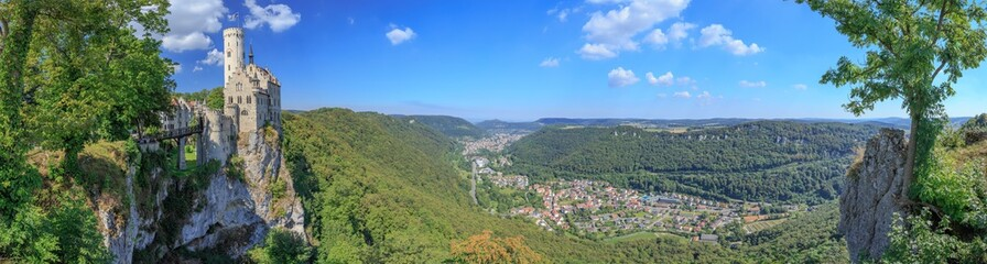 Echaztal Panorama