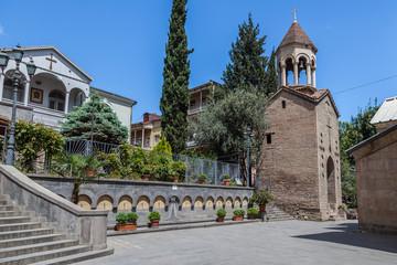Urban and natural sites near Tbilisi, Kutaisi, Borjomi, Batumi in Georgia