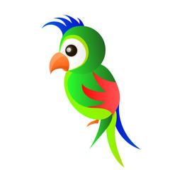 Parrot Logo bird