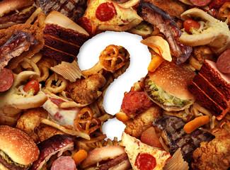 Unhealthy Food Choice