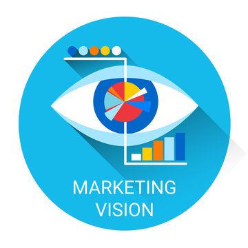 Marketing Vision Business Economy Icon