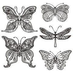 fabulous decorative butterflies
