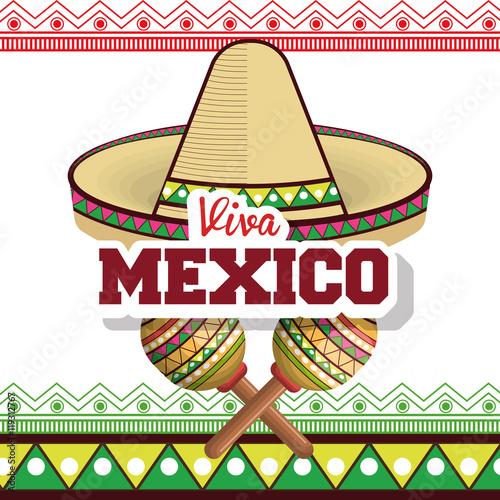 ed5ce3287e048 viva mexico sombrero poster icon