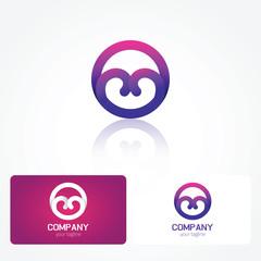 Circle Abstract Logo