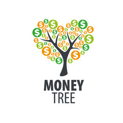 logo money tree