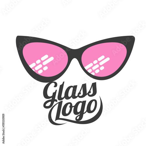 5578a451eab Glasses logo
